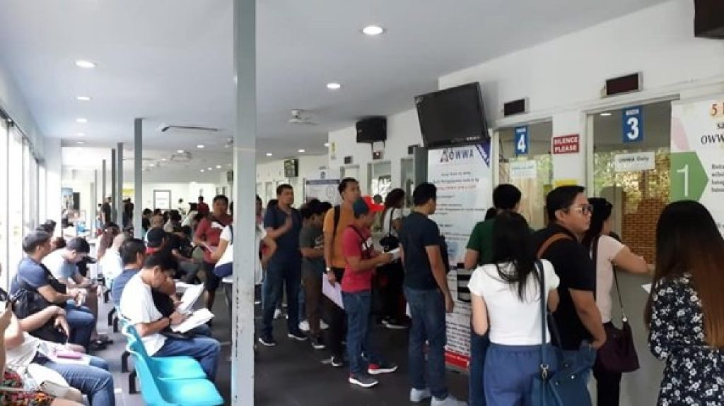 OFWs in Singapore relieved to get unemployment aid