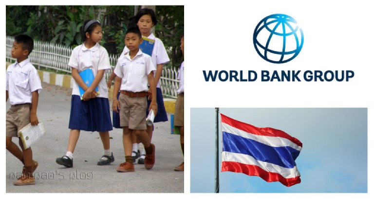 World Bank: Thailand needs more funds to improve education