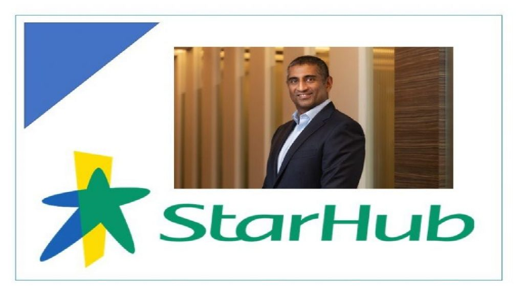 StarHub appoints Nikhil Eapen as Chief Executive Officer