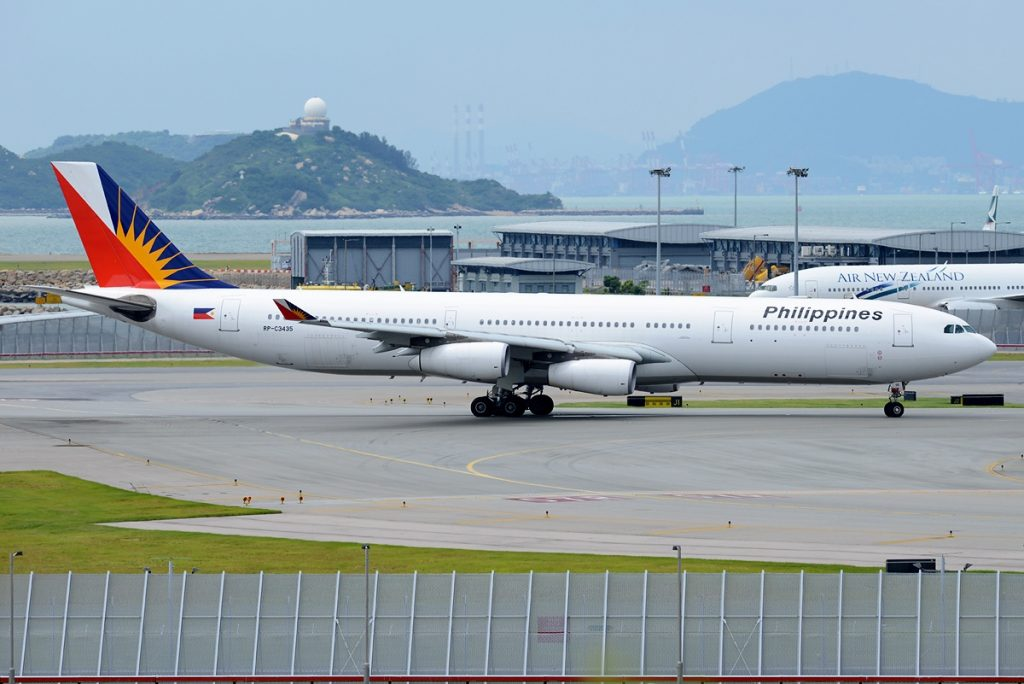 Philippine Airlines (PAL) files for bankruptcy