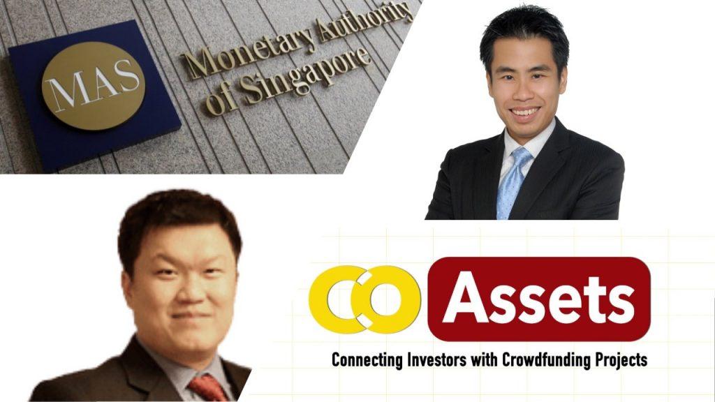 MAS and SPF investigate CoAssets