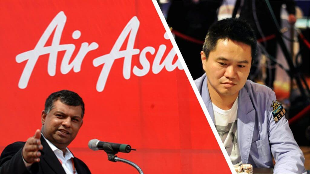 HK Poker Player emerges as substantial shareholder of AirAsia