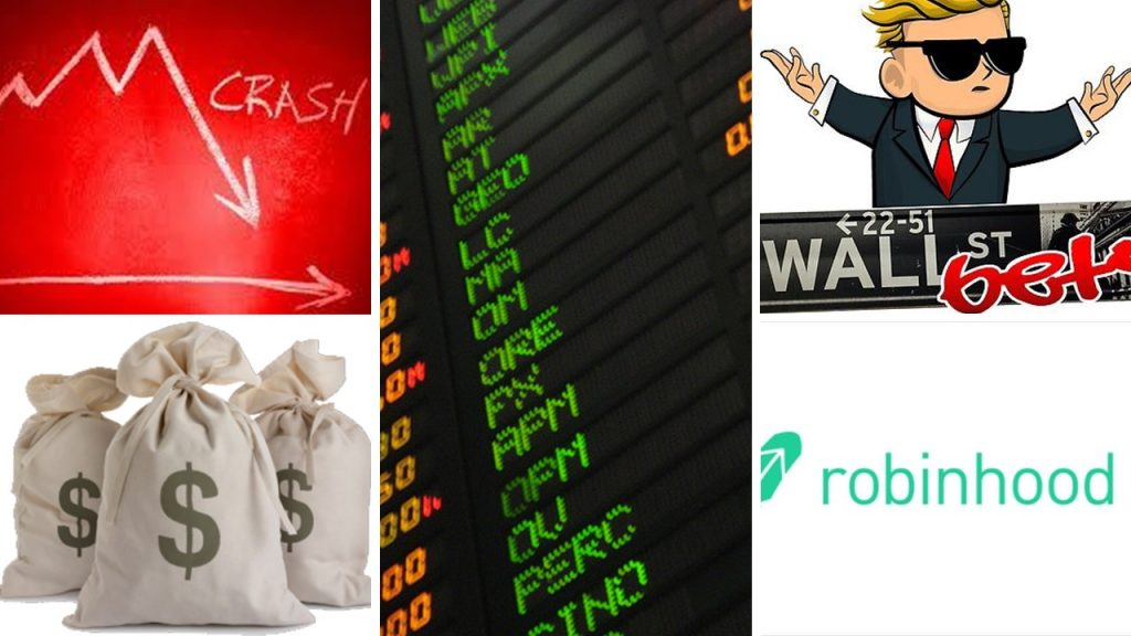 Pain and Gain of Stock Trading Mania