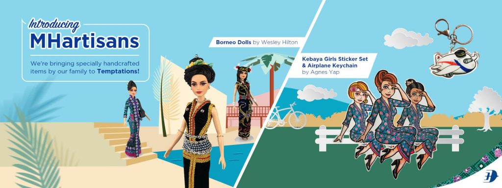 Malaysia Airlines Launches MHartisans to Feature Specially Handcrafted Creations by Employees