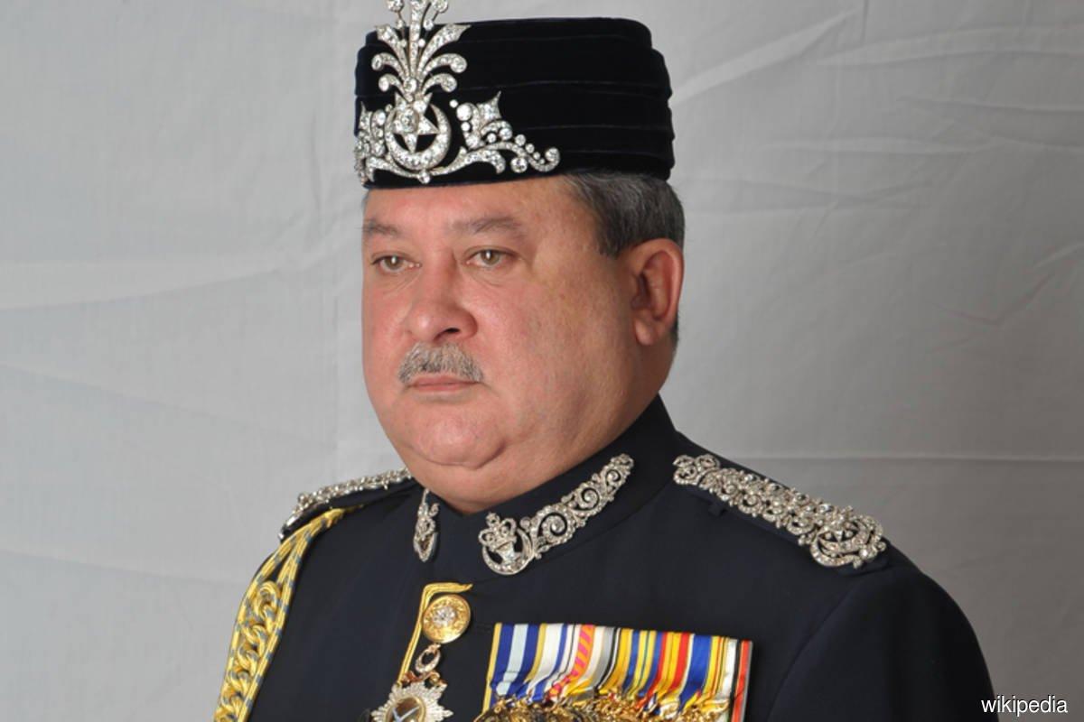johor sultan solar project