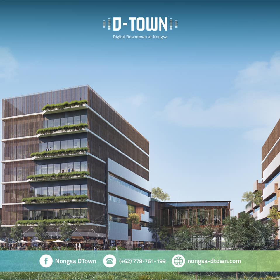 Nongsa D-Town to bridge Singapore and Indonesian Tech