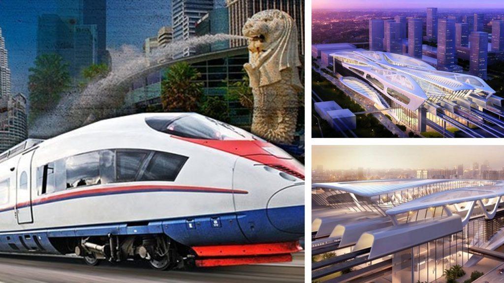 Malaysia pays Singapore RM320.27 million for HSR termination