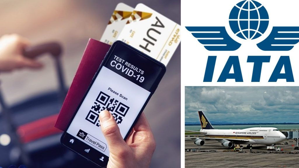 Singapore Airlines First In World To Pilot IATA's Travel Pass App
