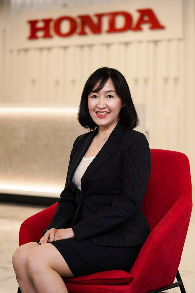 Honda Malaysia gets first woman CEO