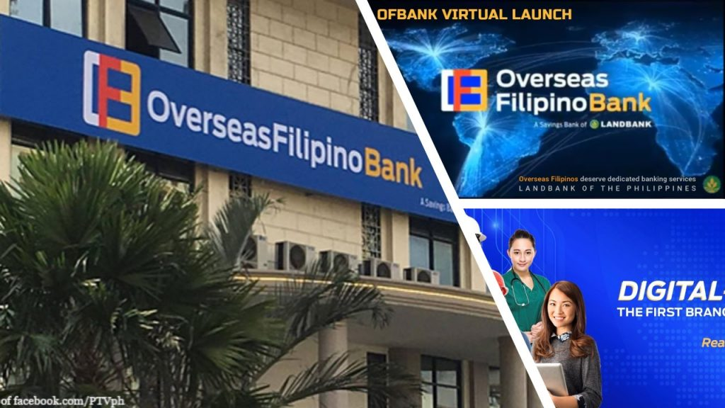 OFBank (Overseas Filipino Bank) gets first Digital Licence in the Philippines