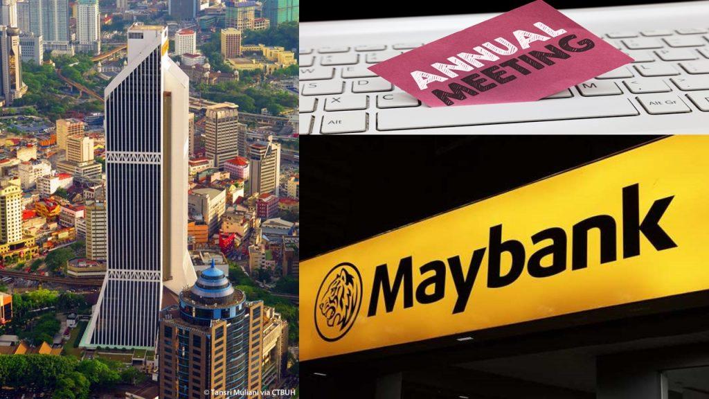 Maybank postpones virtual AGM due to technical glitch