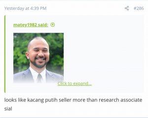 researcher IPS