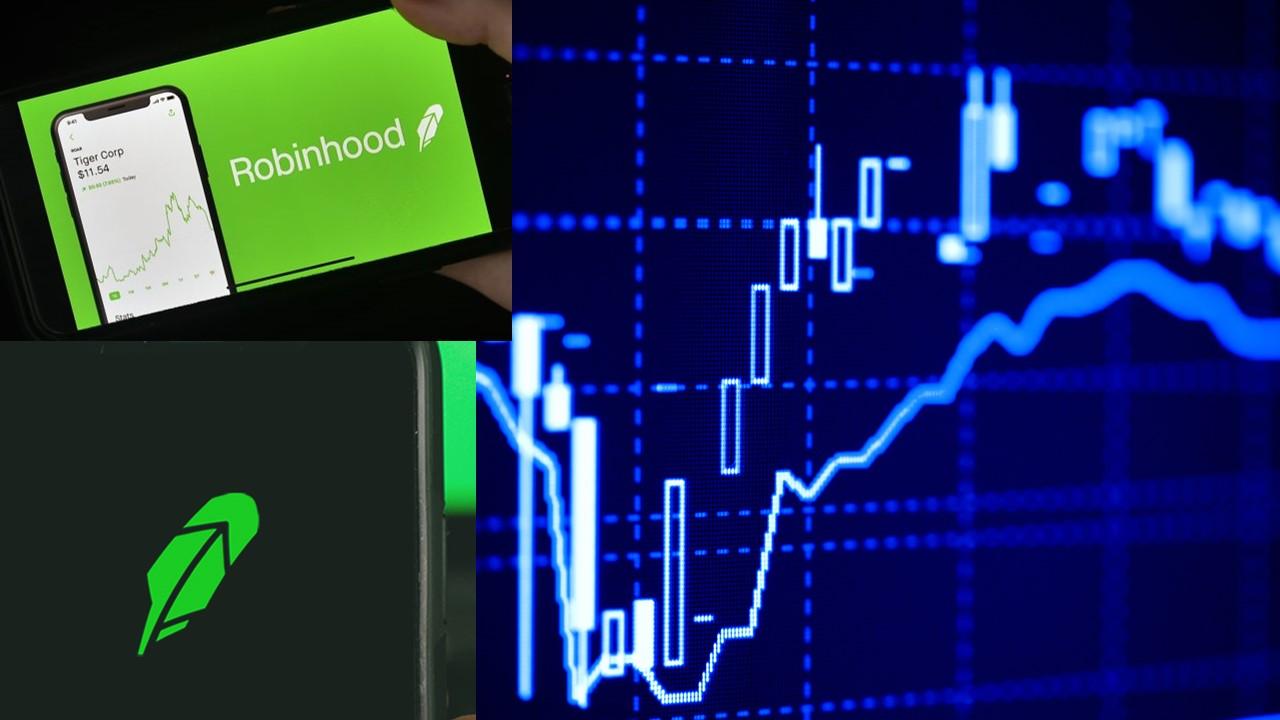 Robinhood IPO Share Investors Investing stocks