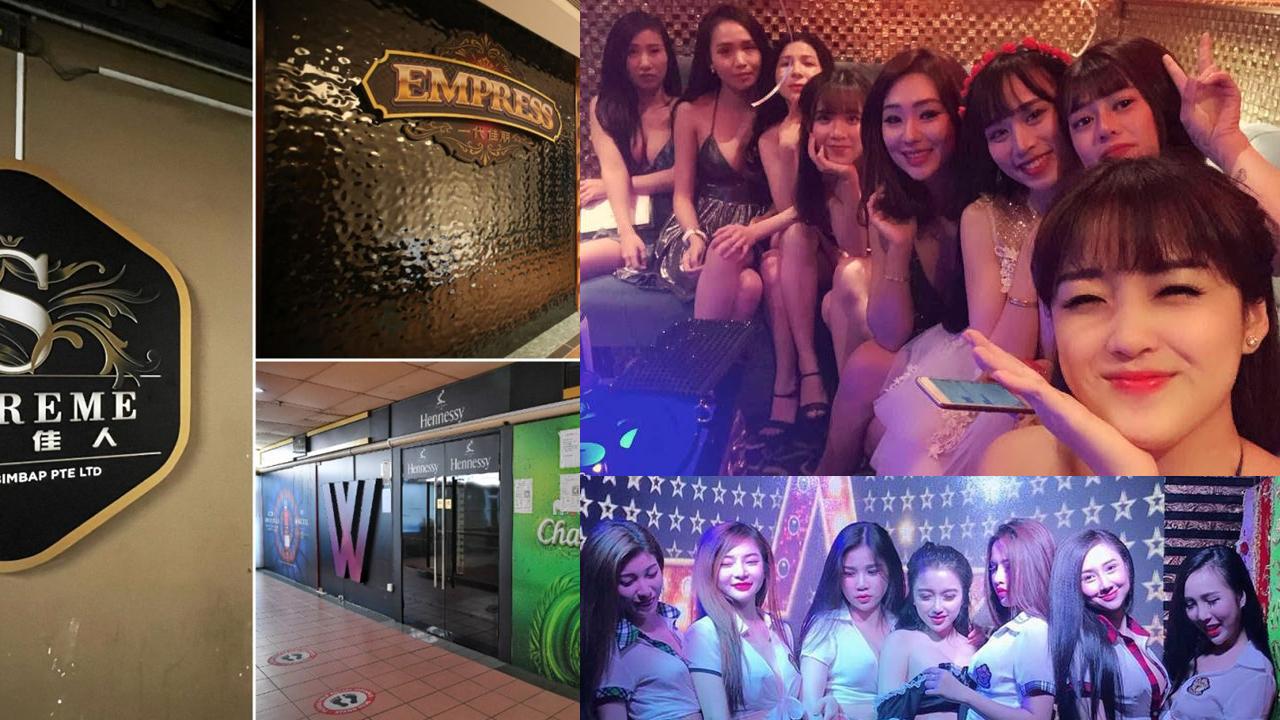 Singapore KTV cluster cases