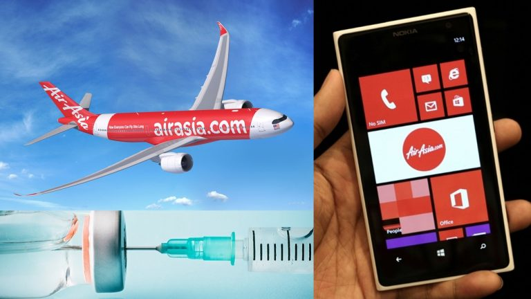 AirAsia Group is 100% vaccinated and ready to fly