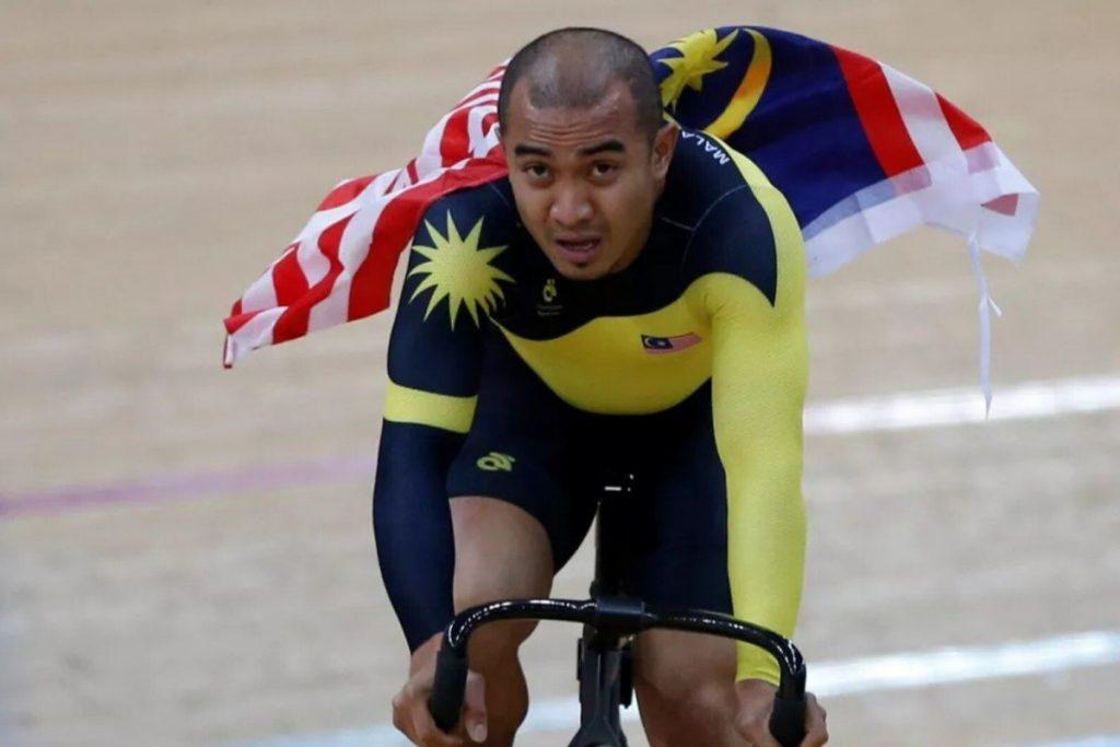 Pocket Rocketman Mohd Azizulhasni Awang wins Silver for Malaysia