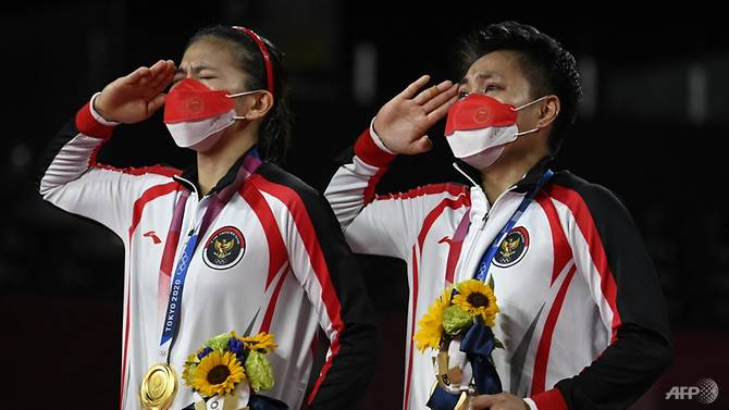 Indonesia sends shockwaves by winning Olympic Gold against China